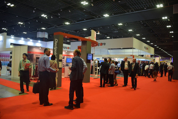 Exhibition Success for 2016 Cards & Payment in Singapore - Multiple