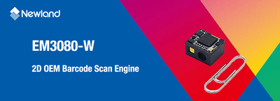 Newland EM3080-W OEM Scan Engine  - The Smallest 2D OEM Engine In The World